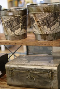 OLD STAMP PLANTER 2
